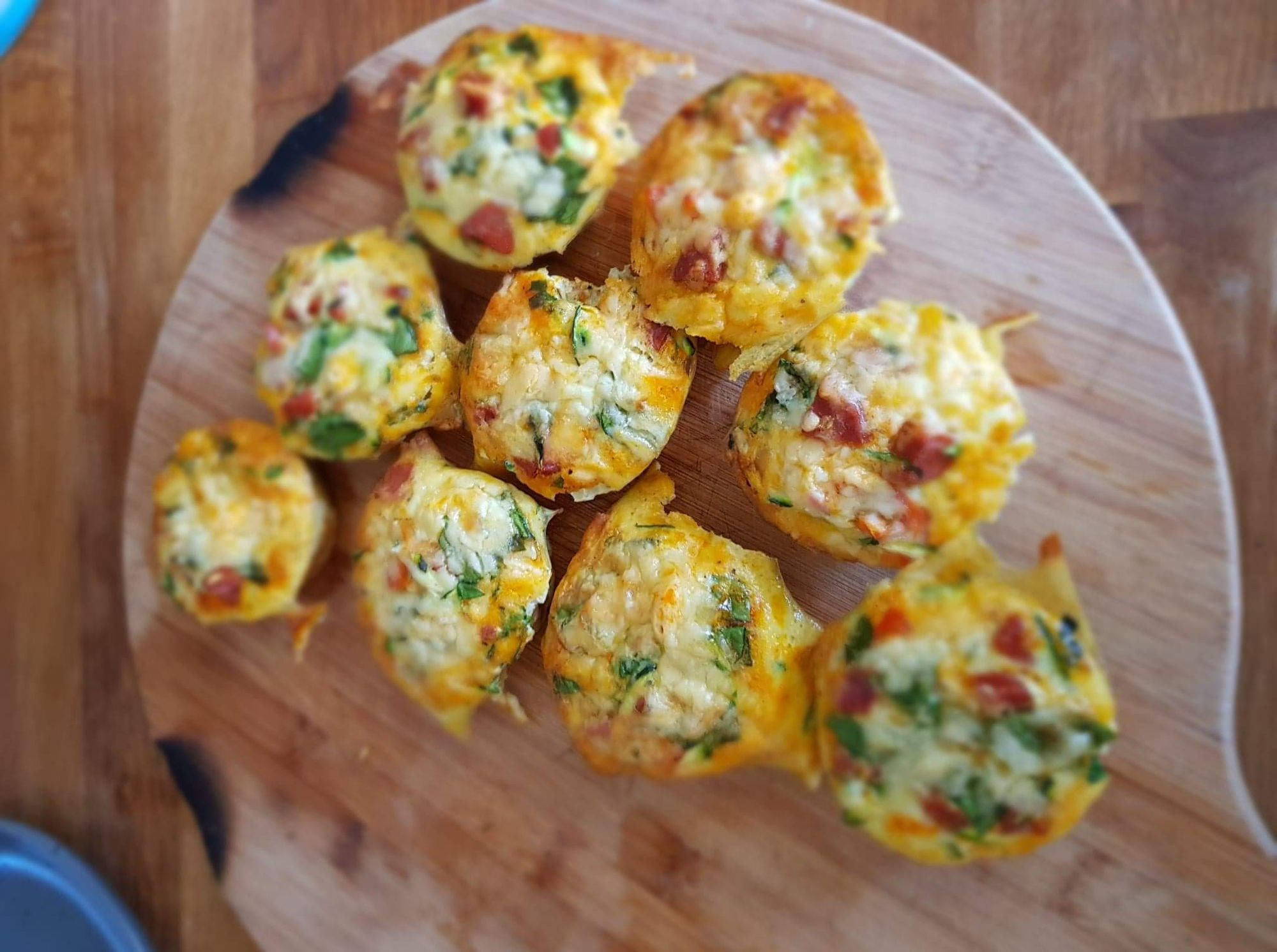Food for your mood: egg muffins
